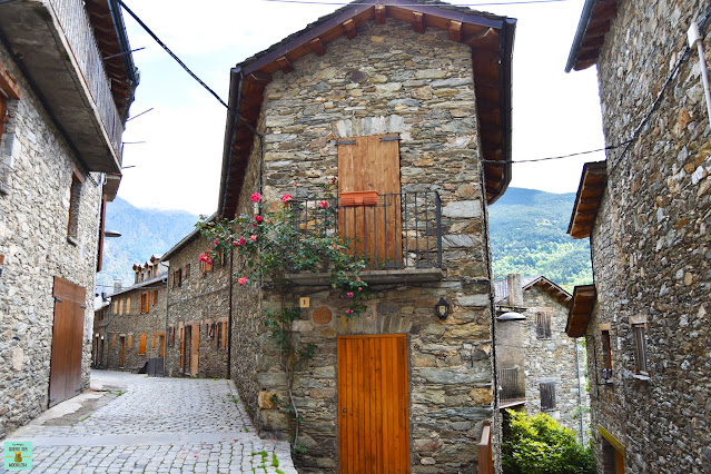 Queralbs en Vall de Núria, Cataluña