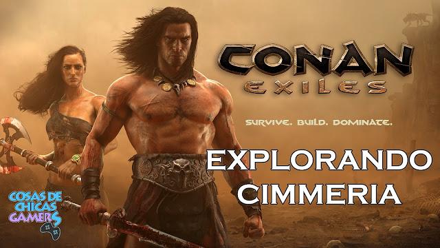 Conan Exiles - Explorando Cimmeria - Reportaje