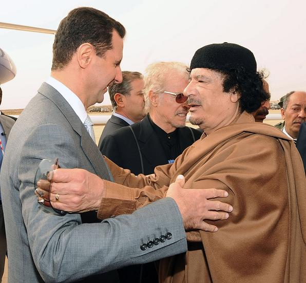 Palestinian Pundit: Syria, Yemen opposition warn dictators: You're next