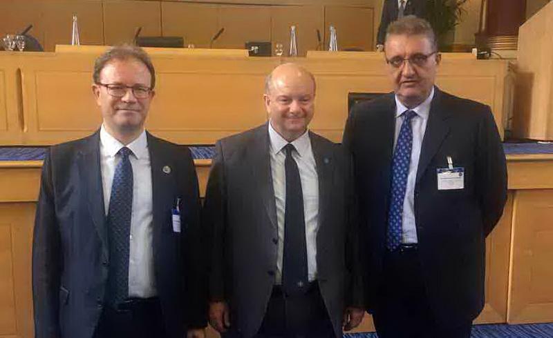 Αντιπρόεδρος στον ευρωπαϊκό οργανισμό UEMS ο Πρόεδρος του Ιατρικού Συλλόγου Έβρου Ανδρέας Παπανδρούδης