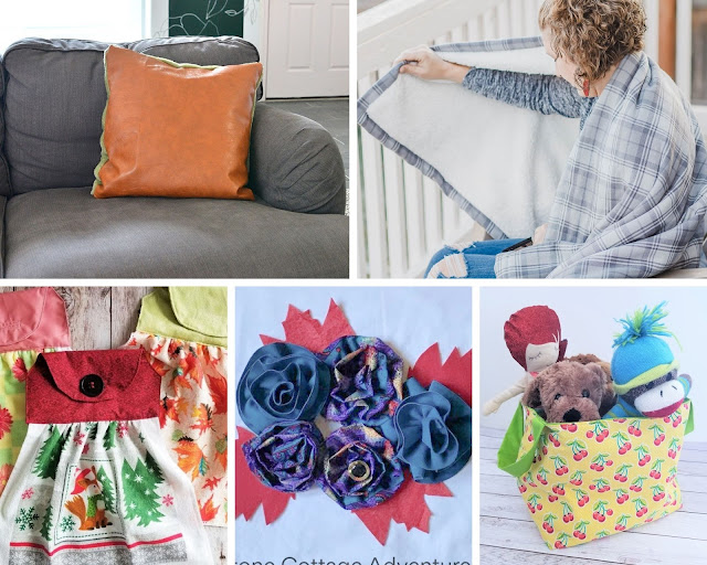 sewing ideas for home