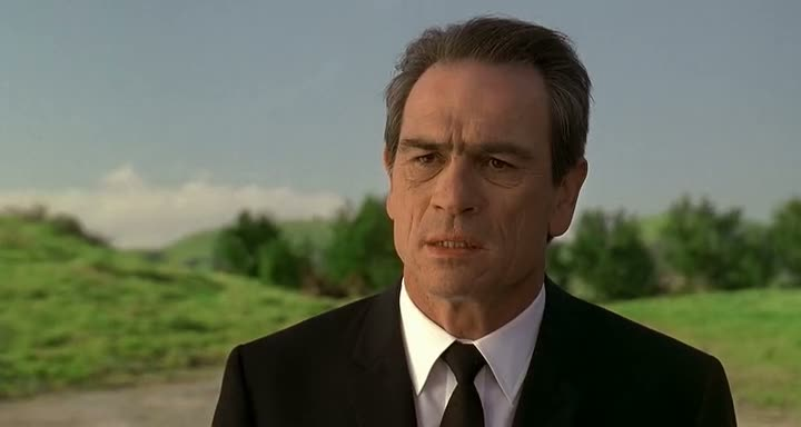 Screen Shot Of Men in Black (1997) Dual Audio Movie 300MB small Size PC Movie