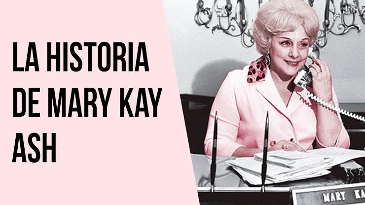 Mary Kay Ash, la emprendedora que logró el éxito empoderando a otras mujeres