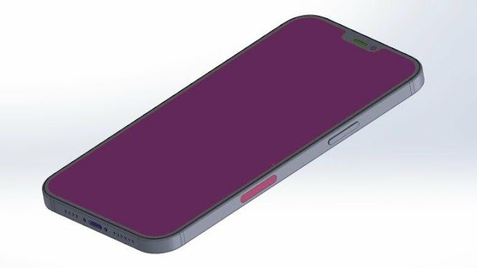 Iphone 12 design leaks, with a smaller notch and a new design