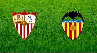 موعد مباراة إشبيلية وفالنسيا والقنوات الناقلة في الدوري الإسباني