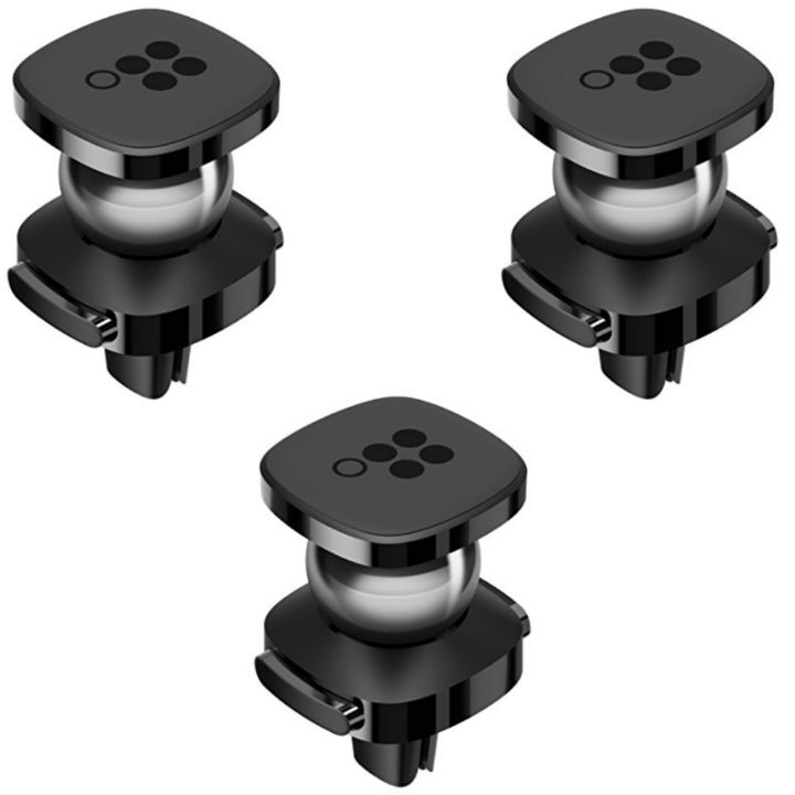 Vent and Dash Magnetic Phone Mounts - 140-Degree Rotation with Adjustable Range - Pearl Automation