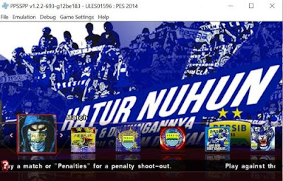 PES ARMY 2017 MOD PERSIB GOJEK TRAVELOKA