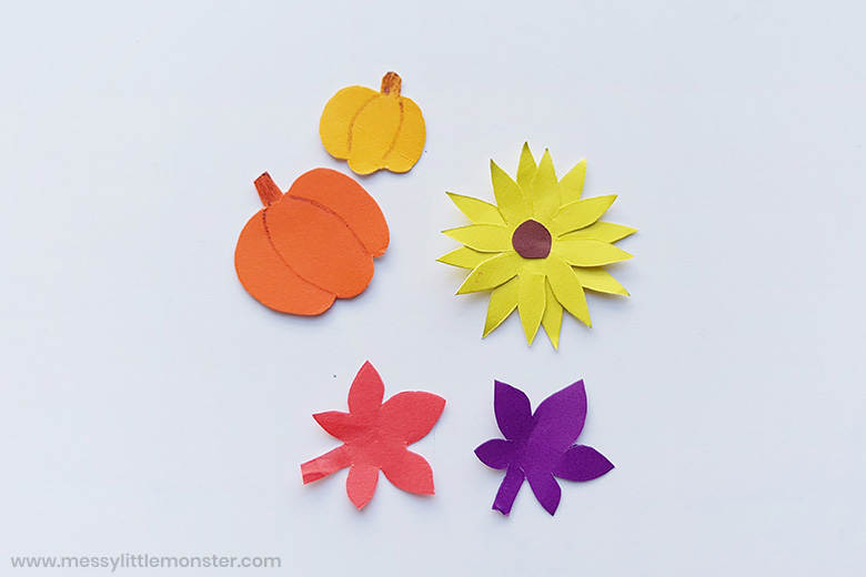 autumn craft for kids