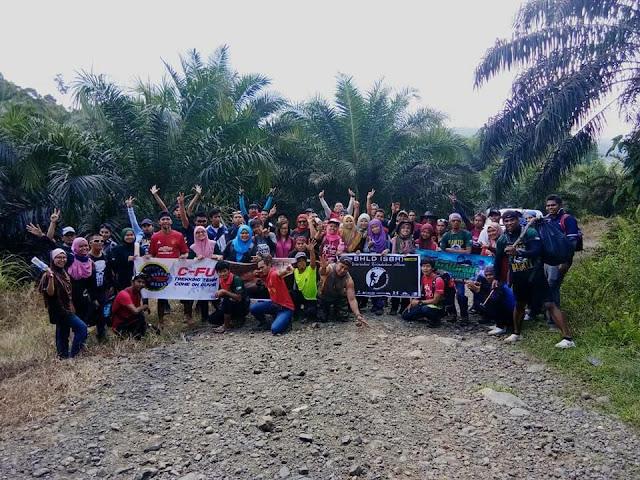Air Terjun Begahak Lahad Datu, Tempat menarik Di Sabah