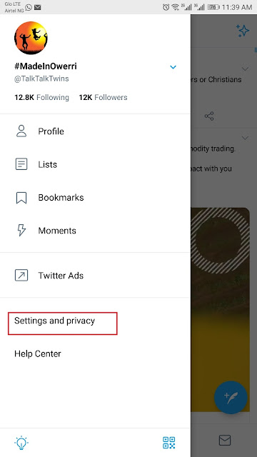 Step By Step Guide On How To Access Twitter In Nigeria Without VPN