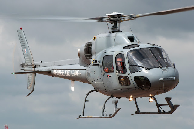 AS555 Fennec of Airbus Helicopter