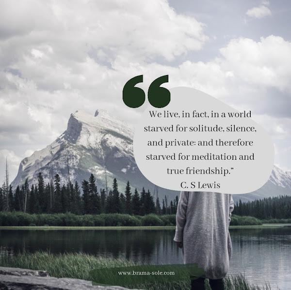 Quote C.S Lewis