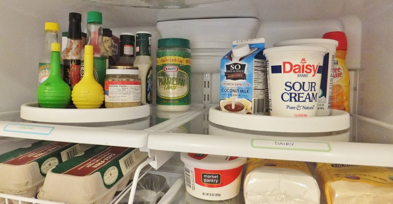 Greatest 12 Ideas for Organizing Your Refrigerator - The Budget Diet XN29