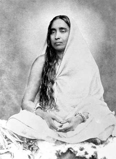 Short Life History Of Sri Sarada Devi – Wife of Sri Ramakrishna Paramahamsa