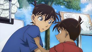 名探偵コナン 劇場版 | 工藤新一 | Detective Conan Movies | Hello Anime !