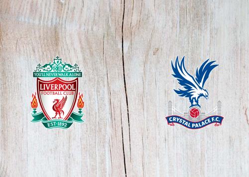 Liverpool vs Crystal Palace -Highlights 23 May 2021