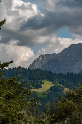Entdeckungstouren Wasser Aulealm - Riessersee Runde + Die kleine Wank-Runde | Wandern Garmisch-Partenkirchen 14