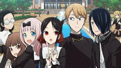 anime kaguya sama season 2