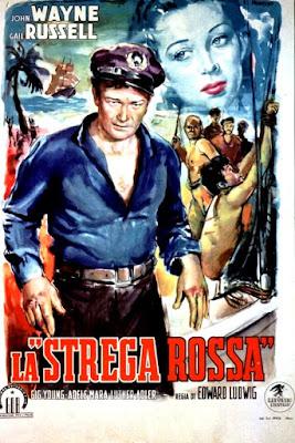 La strega rossa 1948