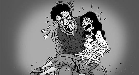 Silent Horror chap 161: Một vụ nổ