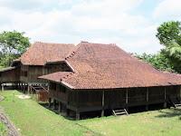 Rumah Limas, Rumah Adat Palembang Provinsi Sumatera Selatan