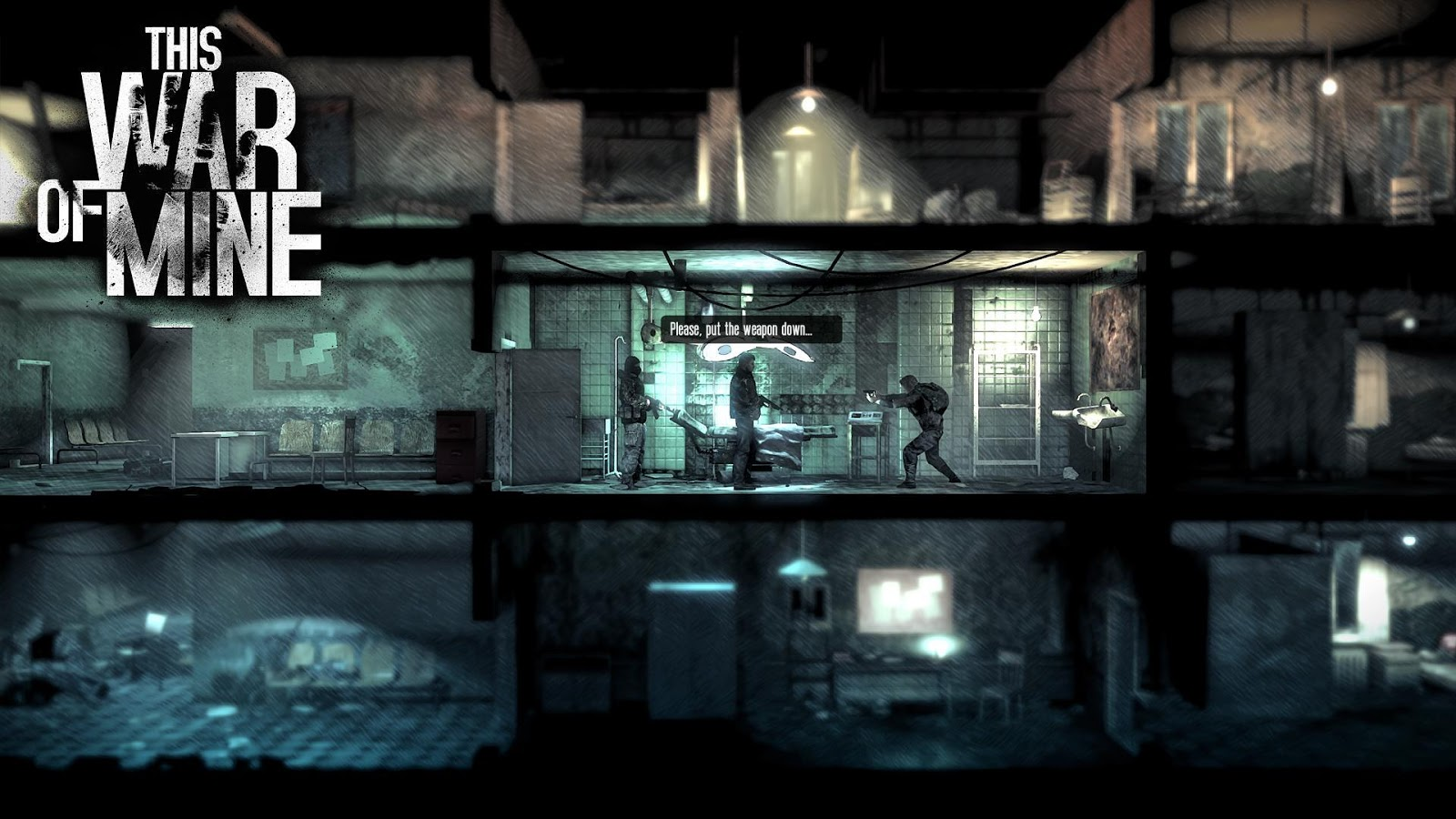 This War Of Mine Mod Android Apk Data 1.5.7