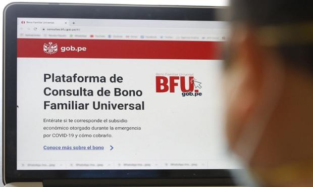 Bono Familiar Universal: mira como registrarte para cobrar por Banca Celular