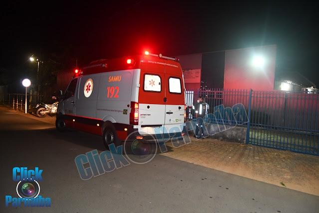 Violência Sem Fim: Jovem é morto a tiros na porta de casa em Parnaíba