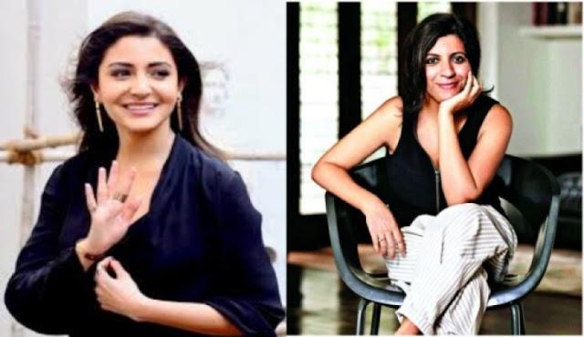 Anushka Sharma sends a stunning birthday wish to movie producer Zoya Akhtar; Says 'Continue sparkling splendid'