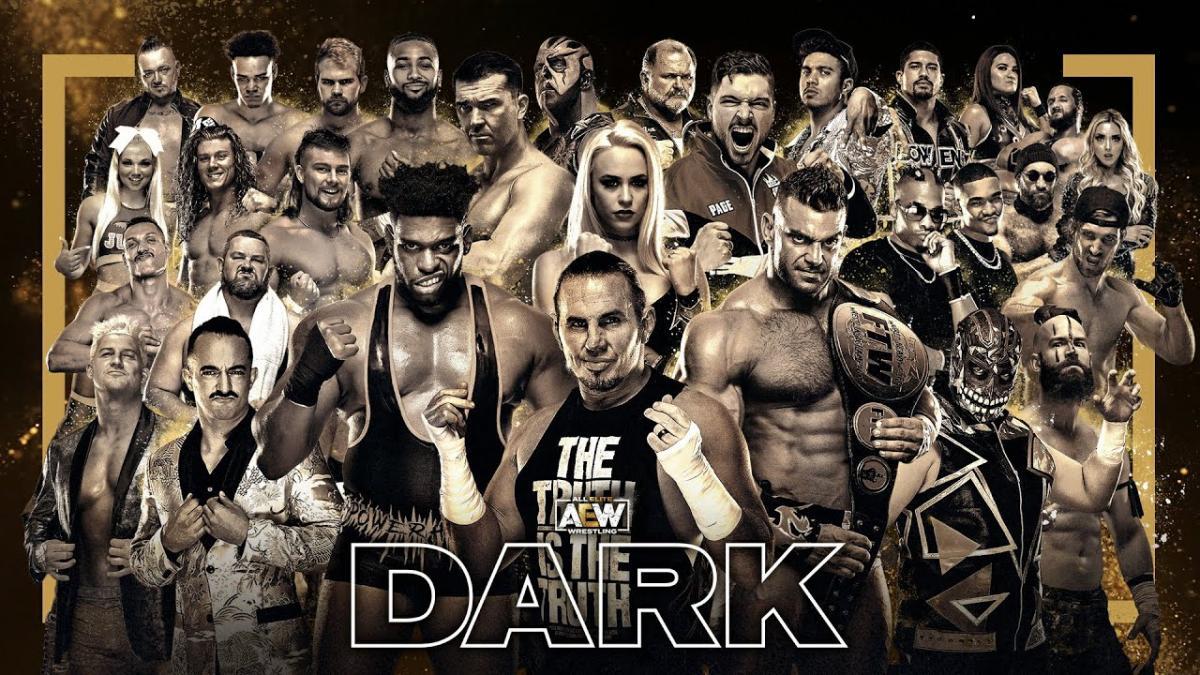 Cobertura: AEW Dark (13/07/2021) – Jóia!