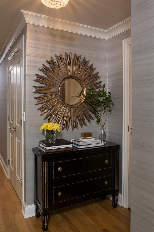 Foyer Wallpaper List : South shore decorating awesome entrances