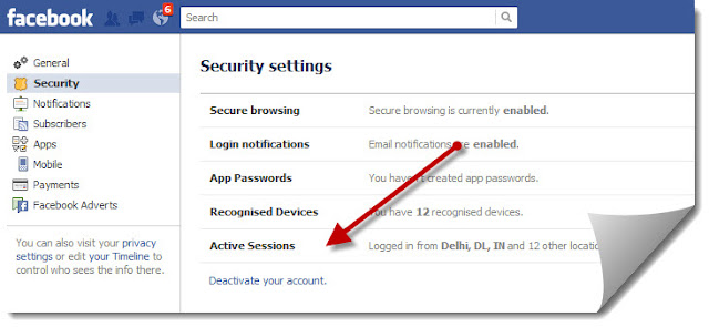How to deactivate your Facebook account
