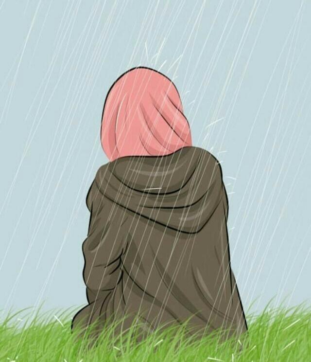 64 Kecewa Gambar Kartun Muslimah Dewasa Lengkap Cikimm Com