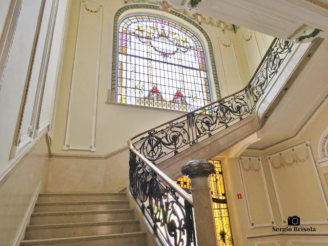Palacete Basílio Jafet (Escadaria)