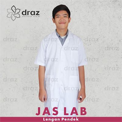 0812 1350 5729 Konveksi Harga Seragam Jas Laboratorium Lengan Pendek di Wilayah Depok