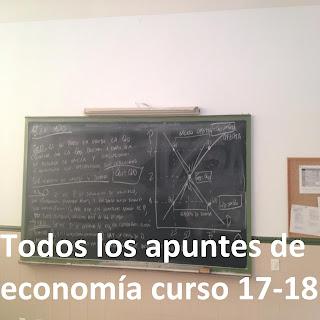 actividades economia 1 bachillerato 4 eso