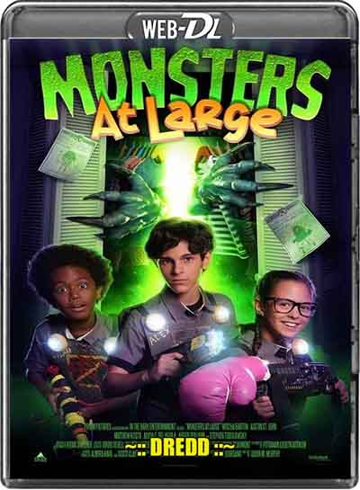 Monsters At Large 2018 720p 1GB WEBRiP