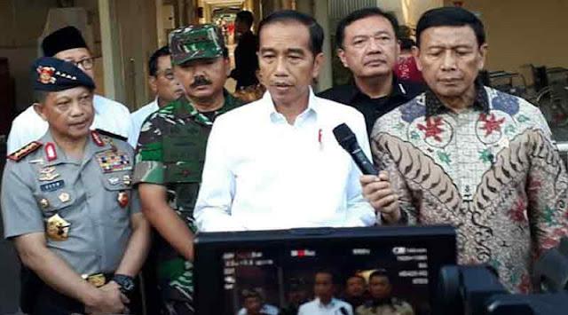Paginya Komitmen Demokrasi Malamnya Aktivis Ditangkap, Sosiolog: Jokowi Dipermalukan Aparat