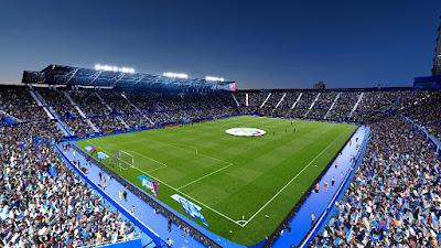 PES 2021 Stadium Ciutat de València