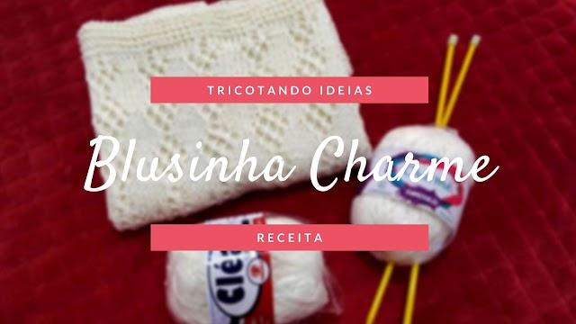 Blusinha Charme