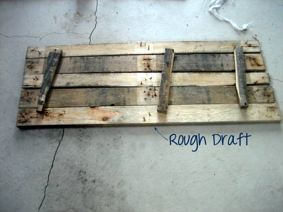 How To Create A Diy Pallet Sign Step By Tutorial