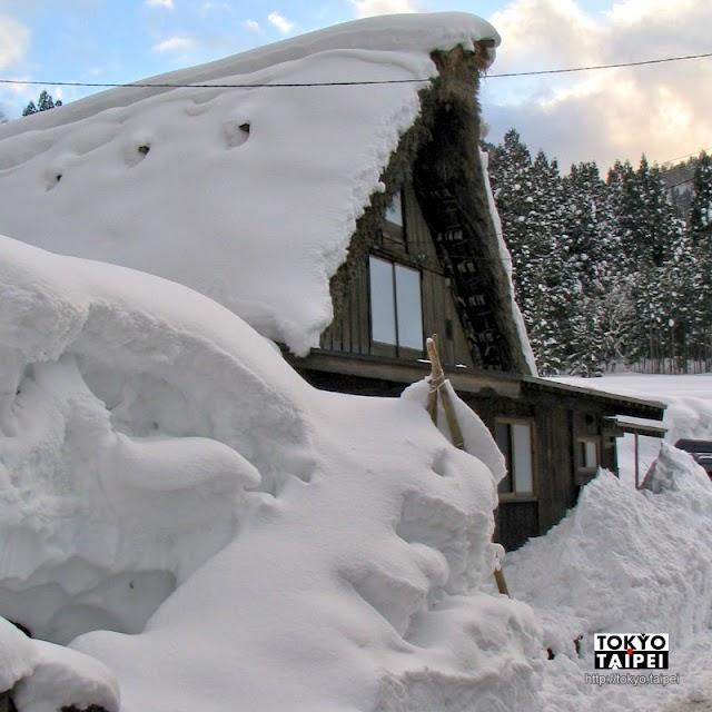 【Shimizu】冬夜在白川鄉合掌造住一晚 享受鄉野的寂靜