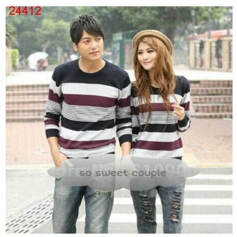 Jual Sweater Couple Sweater So Sweet - 24412