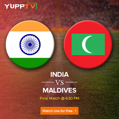 India VS Maldives