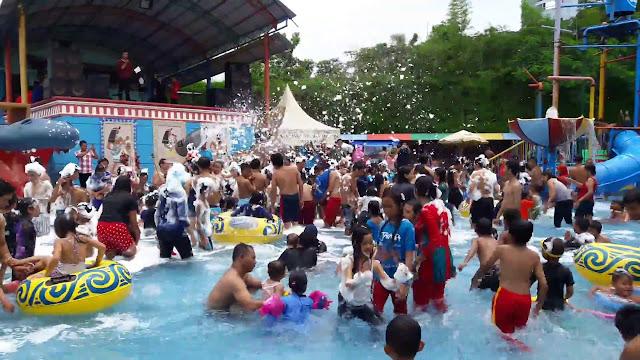 Suncity Waterpark Sidoarjo
