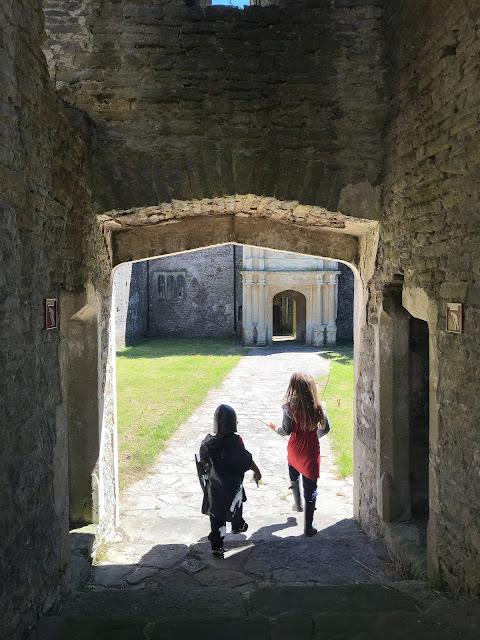 Cadw Castle