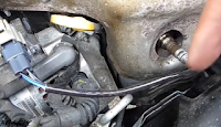 Gambar oksigen sensor kereta