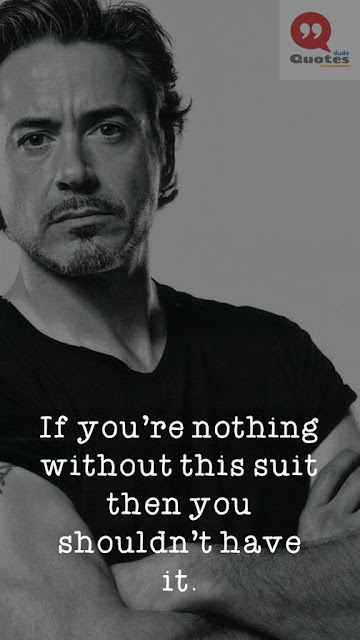 iron man 1 quotes