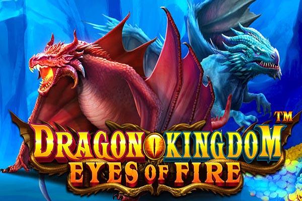 Main Demo Slot Online Dragon Kingdom - Eyes of Fire (Pragmatic Play)