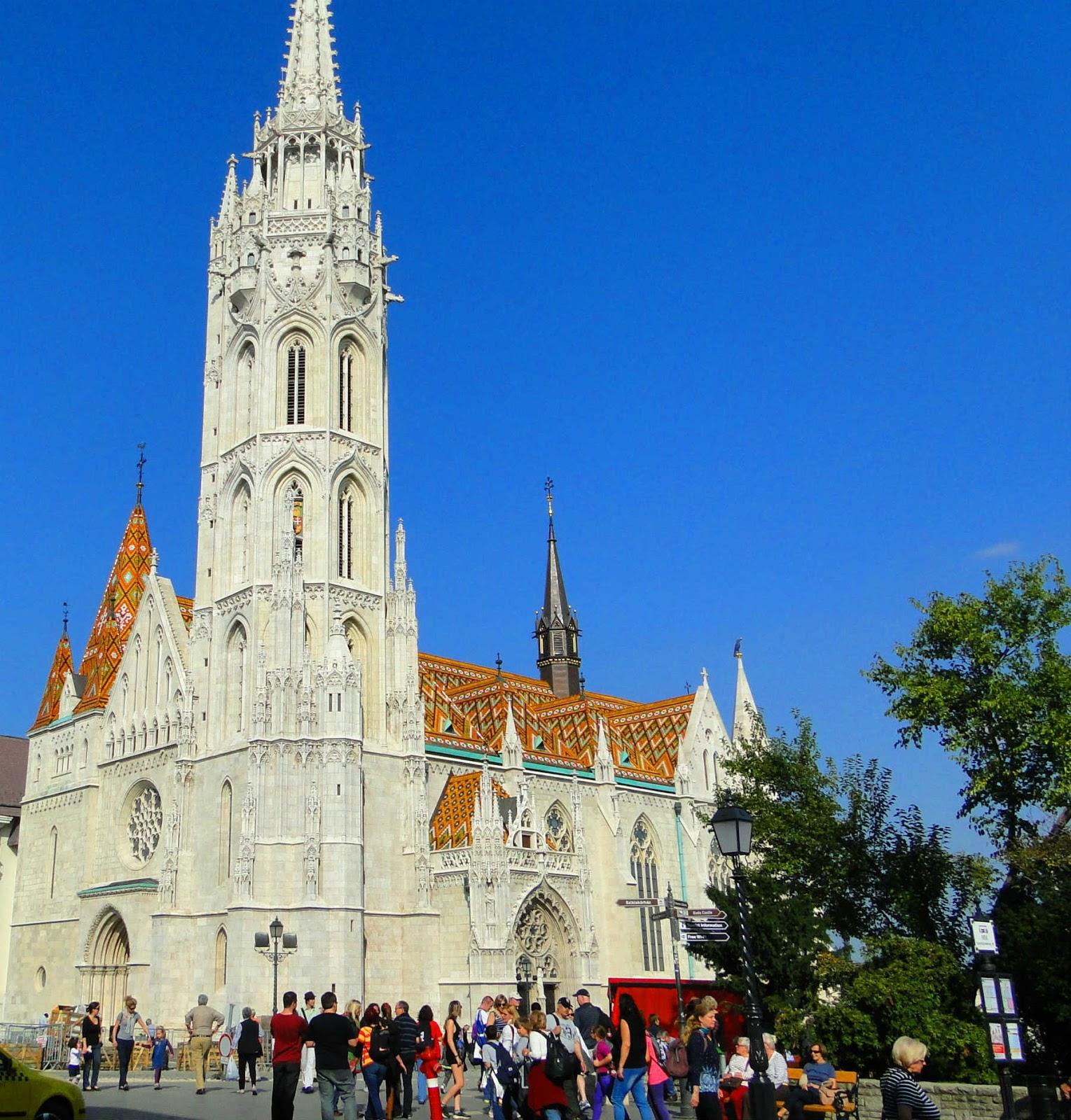 Igreja de Matias, Budapeste.